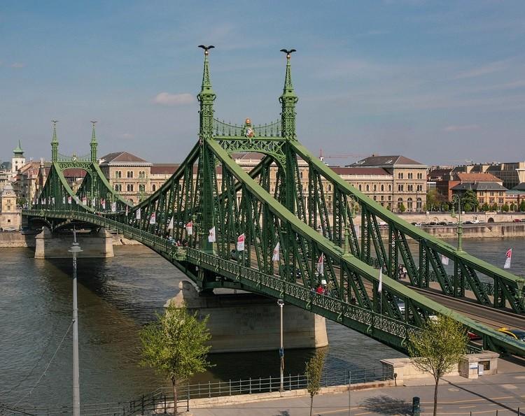 Budapeszt - miasto mostów