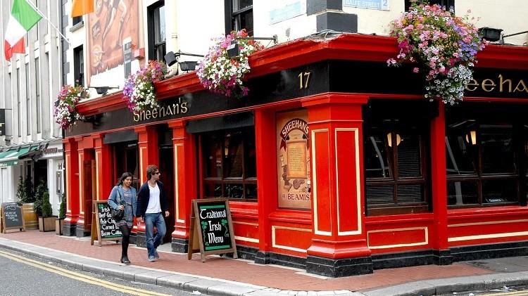 Jak dolecieć do Dublina