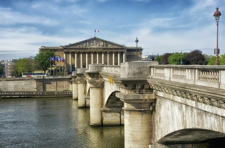Pierwsze wakacje w Stolicy Francji