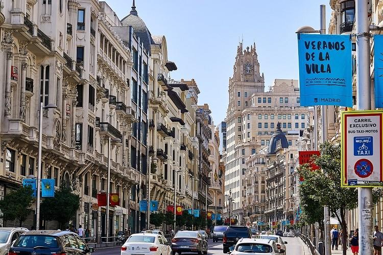 Urlop w Hiszpanii